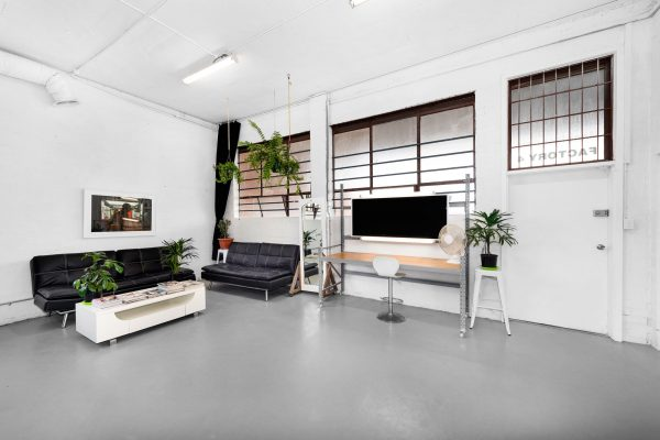 Factory 4 Studio - internal