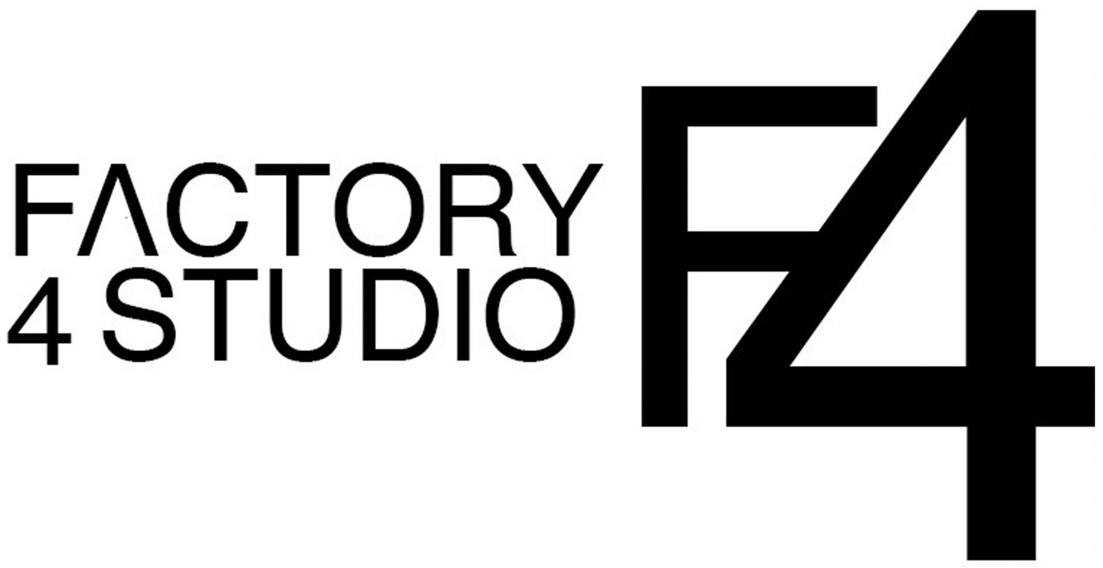Factory 4 Studio - logo